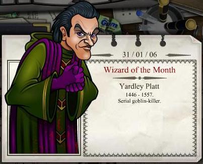 Yardley Platt