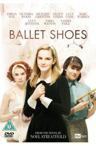 Poster e información de Ballet Shoes