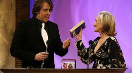 J.K. Rowling asiste al British Comedy Awards