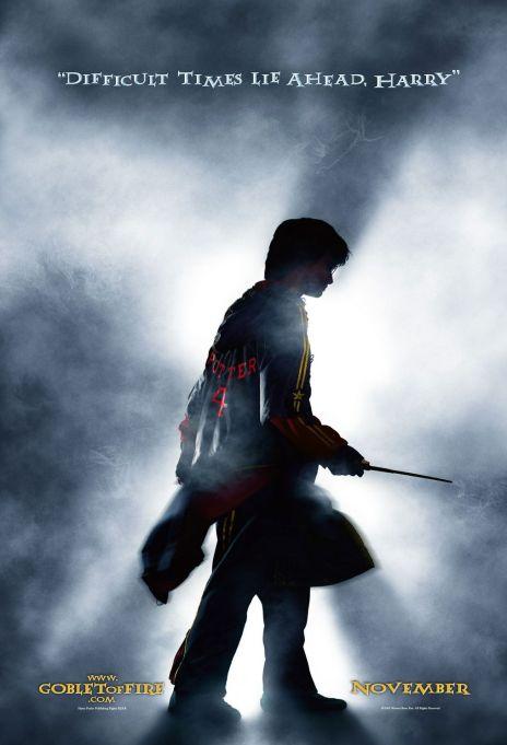 Poster Harry Potter y el Caliz de Fuego