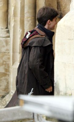Daniel Radcliffe Principe Mestizo