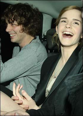 Emma y Johnny