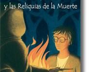Salamandra Actualiza Sección de Harry Potter con Portada de 'Las Reliquias de la Muerte'