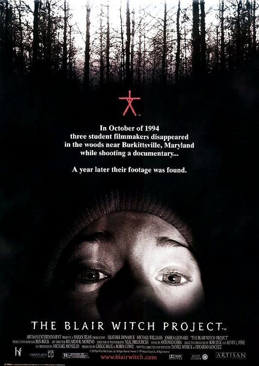 El Proyecto Blair Witch