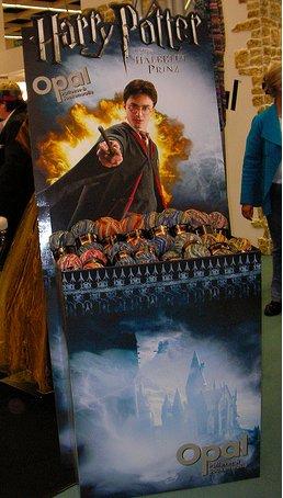 Supuesto Poster de 'Harry Potter y el Misterio del Pr�ncipe'