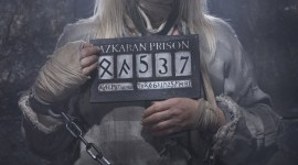 Imagen Inédita en Alta Resolución de Lucius Malfoy en la Prisión de Azkaban!