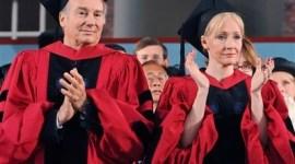 En Vivo en Harvard y con J.K. Rowling