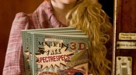 Nuevas Fotografías Promocionales de Luna Lovegood, Harry Potter y Minerva McGonagall en 'El Misterio del Príncipe'