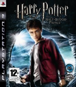 Portada del Sexto Videojuego de Harry Potter