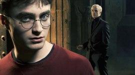 Fotografía Promocional de Harry y Draco para 'El Misterio del Príncipe'