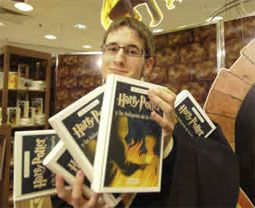 Decaen Ganancias de 'Barnes & Noble' tras Final de la Saga de Harry Potter
