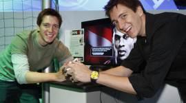 James y Oliver Phelps asisten a la 'Games Convention 2008'