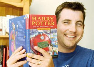 Subastada segunda impresión de 'Harry Potter y la Piedra Filosofal'