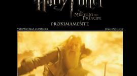 Web Oficial de 'Harry Potter y el Misterio del Príncipe' ya está Online