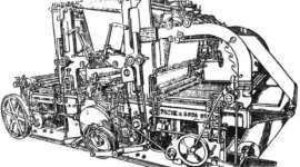 Máquina de Imprenta será Replicada Para 'Las Reliquias de la Muerte'