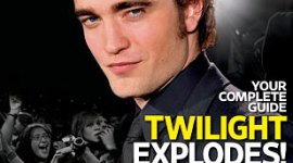 Robert Pattinson Repite Portada de 'Entertainment Weekly' tras Éxito de 'Twilight'