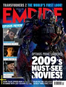 Harry Potter y el Misterio del Príncipe en la Revista Empire