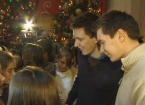 James y Oliver Phelps