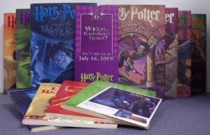 Libros de Harry Potter