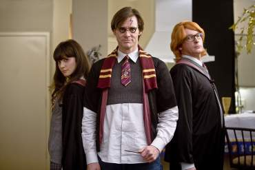 Humor: Harry Potter en 'Yes Man'