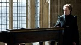Nuevas Imágenes de McGonagall y Slughorn en 'Harry Potter y el Misterio del Príncipe'