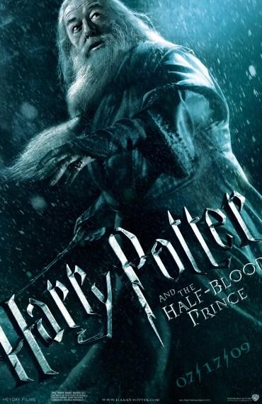 Posters de 'Harry Potter y el Misterio del Príncipe' en Alta Resolución