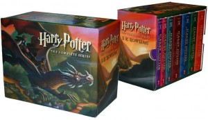 Boxset de Harry Potter