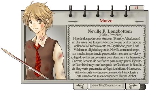 Neville mago del mes