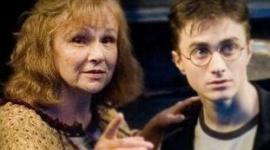 Julie Walters Habla de sus Experiencias en el Set de Filmación de 'Harry Potter'