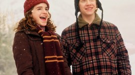 """Ron Weasley y Hermione Granger, entre las 5 Parejas del Cine con Más """"Química"""""""