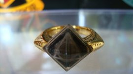 Productos de Harry Potter: 'Anillo de Marvolo Gaunt'