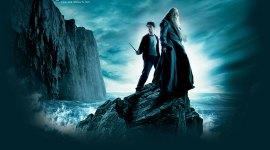 Nuevo Poster de Harry Potter y Albus Dumbledore en 'El Misterio del Príncipe'