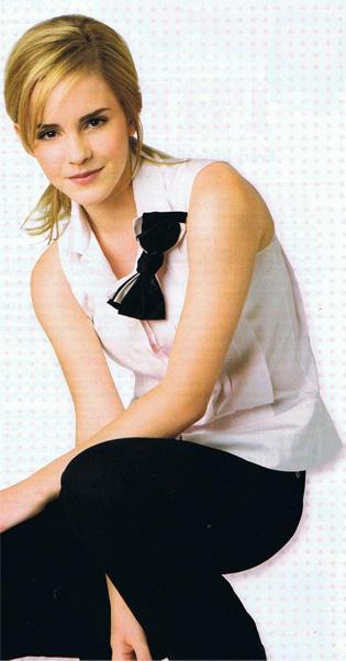 Traducción de Entrevista a Emma Watson por Candy Magazine