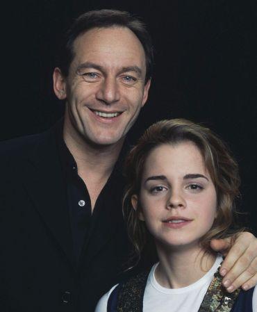 Jason Isaacs Habla de Daniel Radcliffe, Emma Watson y Rupert Grint