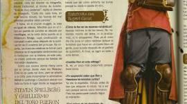 Extenso y Completo Reportaje de 'El Misterio del Príncipe' en 'Revista Cinemanía'