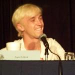 Tom Felton habla sobre ser Draco Malfoy