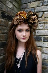 Bonnie Wright hermosa
