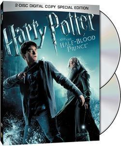 DVD de Harry Potter y el Misterio del Príncipe