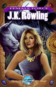 Comic de JK Rowling por Female Force