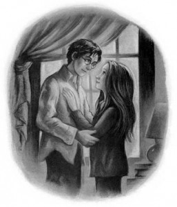 Harry y Ginny