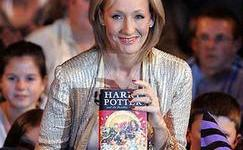 'Harry Potter' y JK Rowling, los Mas Vendedores de la Decada en Amazon UK