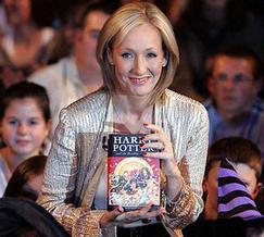 Harry Potter y JK Rowling