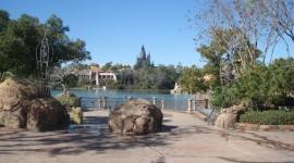 Nuevas Imágenes de la Construcción del Parque de 'Harry Potter' en Universal