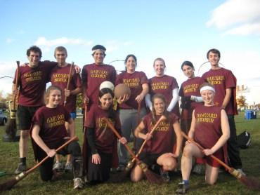 ¿Prefieren las Nuevas Generaciones Jugar al Quidditch en vez del Fútbol?