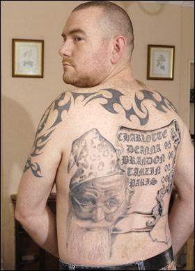 Top 10: Tatuajes de 'Harry Potter'
