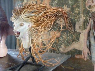 Objetos del Rodaje Exhibidos en la Fiesta de Despedida de la Saga de 'Harry Potter'