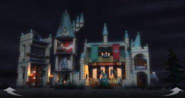 Imágenes y Videoclip de los Próximos Sets de Construcción de 'Harry Potter LEGO'