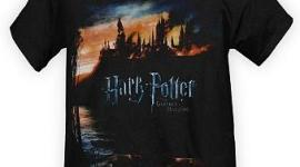 'Hot Topic' Revela Nueva Camiseta Oficial de 'Harry Potter y las Reliquias de la Muerte'