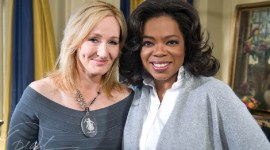 Preview de J.K. Rowling en 'The Oprah Winfrey Show'