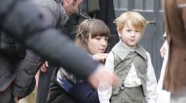 Nuevas Imágenes de Daniel Radcliffe en el Rodaje de 'The Woman in Black'